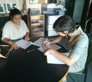 Convenio de colaboración coa Asociación Familias Azuis