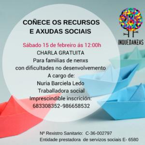 Axudas e recursos sociais